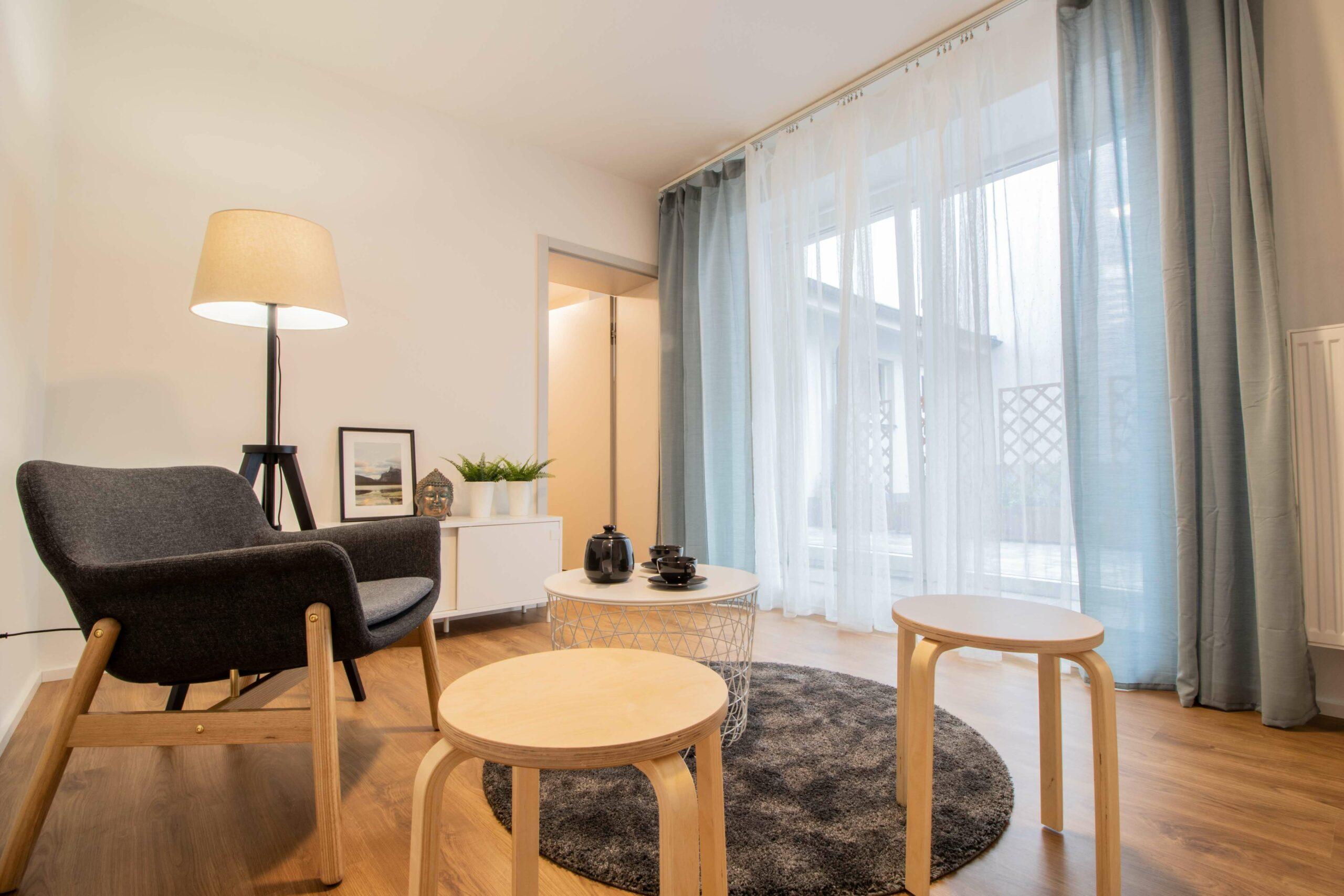 Bytový dům – Ctiradova