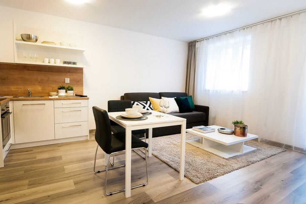Bytový dům – Cornovova