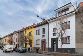 Bytový dům – Jílkova - projekt