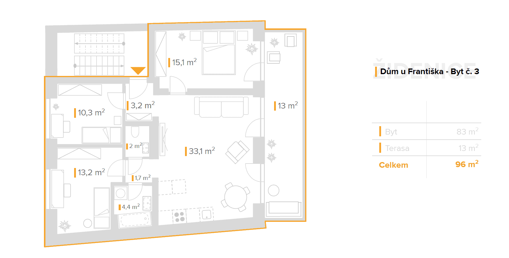 4+kk – Dům u Františka (3)
